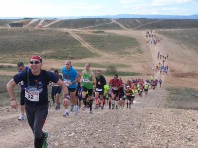 Fiesta deportiva en la VII Carrera del Ebro 2013