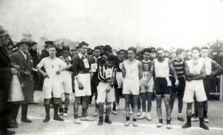 El nacimiento de la Federación Aragonesa de Atletismo