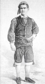 El Atletismo surgió en las calles (Zaragoza 1850-1900)
