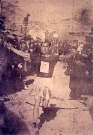 Dionisio Carreras, de Codo, pionero del deporte en Aragón