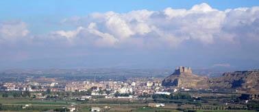 MONZÓN. Visita al Belén de Monzón