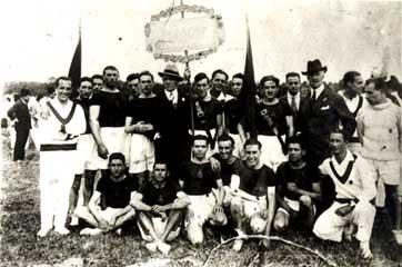 El olímpico Dionisio Carreras
