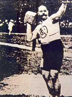Juegos Olímpicos de 1914