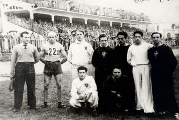 Aragoneses en el Nacional de Cross (1944-1949)