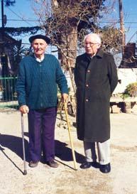 Clemente Góez Domingo, un atleta histórico de 92 años