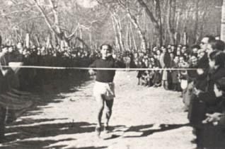 Rodolfo Antón Berenguer, un pequeño atleta y gran campeón