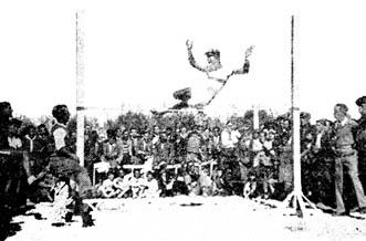 La gran semana deportiva de 1923