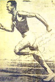 El aragonés Juan Bautista Pina iguala el récord mundial de 100 metros