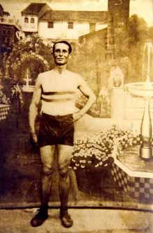 Aragoneses en el Nacional de cross (años 30)
