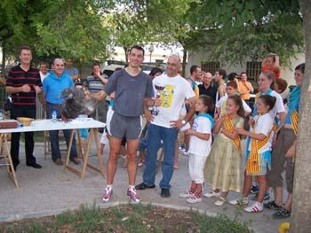 XXVI Carrera de pollos de Sariñena, 2006