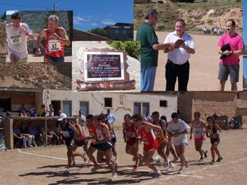 Carrera pedestre de Urrea de Gaén, homenaje a Manuel Blasco (2006)