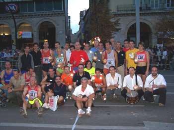 XXIII Carrera de la Solidaridad, Zaragoza Pilar 2007