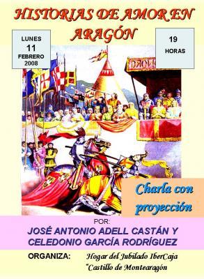 Amor en el Espacio de IberCaja Castillo de Montearagón (Huesca)