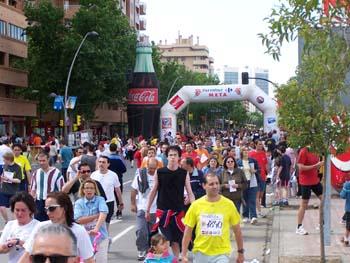 XVIII Carrera Popular Carrefour de Zaragoza 2008