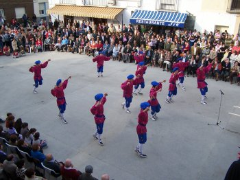 El dance de Leciñena 2009