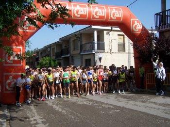 V Media Maratón Comarca de Valdejalón 2009