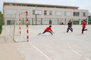 Los 100 goles del Campeonato de Fútbol Sala 2008/2009 (IES Benjamín Jarnés)