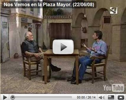Juegos tradicionales. Nos Vemos en la Plaza Mayor. (22/06/08)