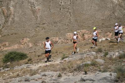 La Extrema Desértica de Belchite en imágenes