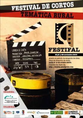 I Festival de Cortometrajes de Temática Rural en Urrea de Gaén