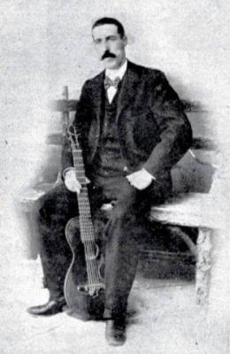 Santiago Lapuente y la meca de la jota (Fuentes de Ebro)