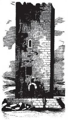 Luna y sus castillos