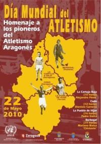 Homenaje a los Pioneros del Atletismo en Aragón