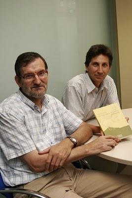 Adell y García obtienen el Galardón Joaquín Costa Educativo Cultural
