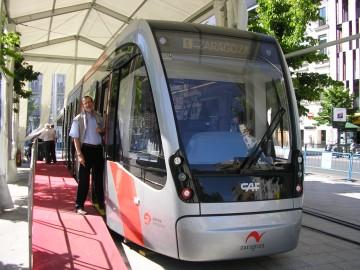 Pastriz, La Puebla, Alfajarín, Nuez, Villafranca y Osera esperan la llegada del tranvía desde 1917