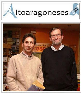 José Antonio Adell y Celedonio García propuestos para Altoaragoneses 2011