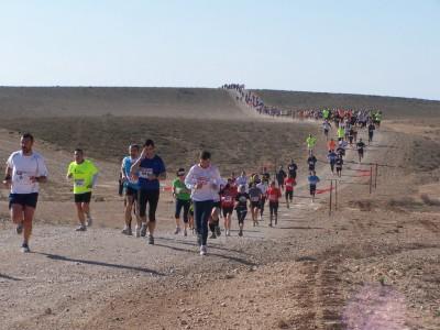 Imágenes de la VI Carrera del Ebro 2012