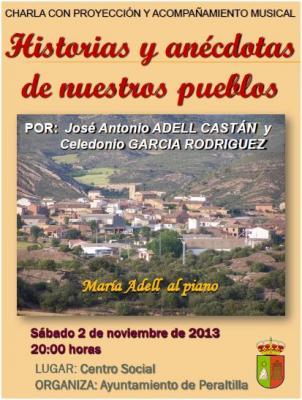 Historias y anécdotas del Alto Aragón en Peraltilla